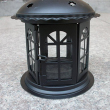 Birdcage Candle Holder for Home Decor