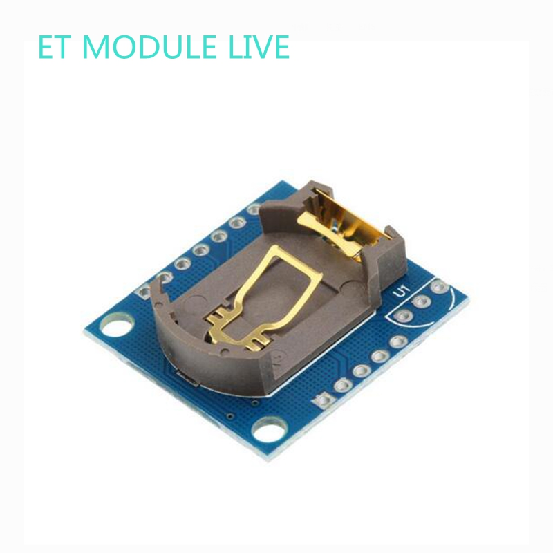 1PCS New Arrival AT24C32 Real Time Clock RTC I2C DS1307 Module for AVR ARM PIC 51 ARM Promotion