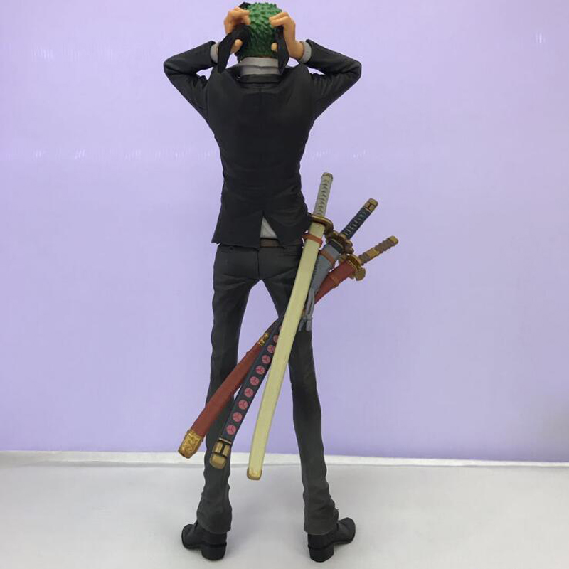 26cm model anime with