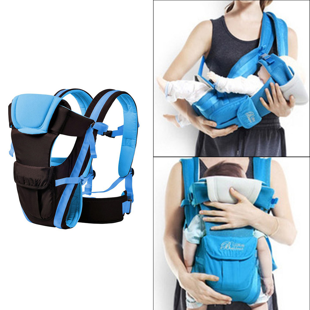 New Infant Backpack Hip seat Newborn Prevent O-Type Legs 4 in 1 Carry Style Loading Bear 20Kg Ergonomic Baby Carriers Kid Sling new infant backpack hip seat newborn prevent o type legs 4 in 1 carry style loading bear 20kg ergonomic baby carriers kid sling