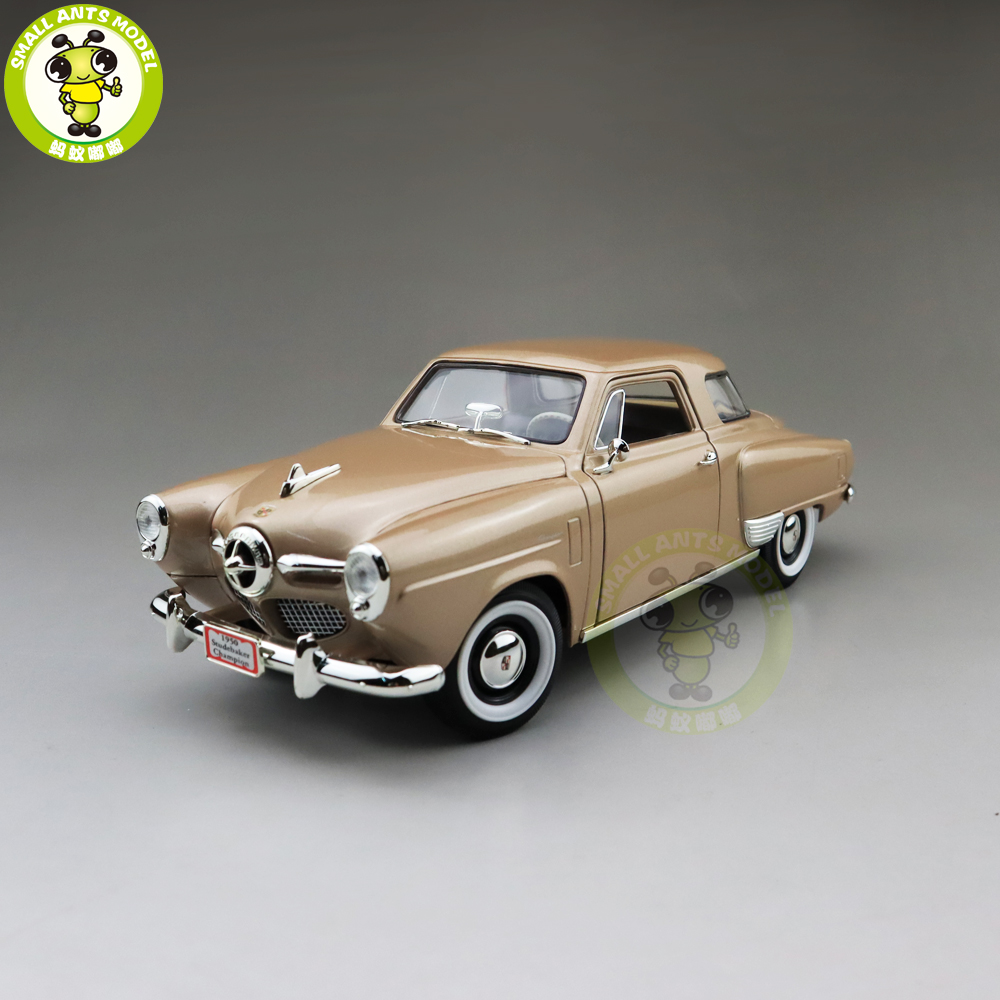 1/18 1950 STUDEBAKER CHAMPION Road Signature Diecast Model Car Toys Boys Girls Gift