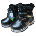 Free Shipping 1pair Winter warm Snow Boots FASHION Children's boot,Exported Europe Russia BRAND Boy Kids Sneakers