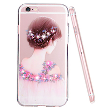 Luxury Glitter Rhinestone Crystal Diamond Soft Cover