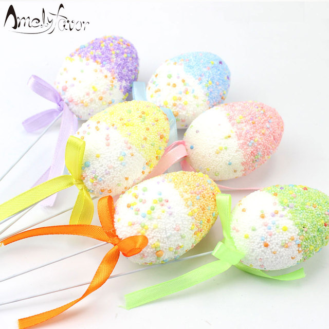 Easter decoration egg easter day children gifts for easter diy easter decoration egg easter day children gifts for easter diy decoration supplies clorful eggs more colors negle Gallery