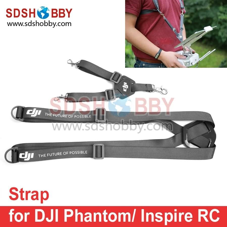 Remote Controller Shoulder Backpack Neck Strap Belt Sling Lanyard for DJI Phantom 4 3 2 Inspire