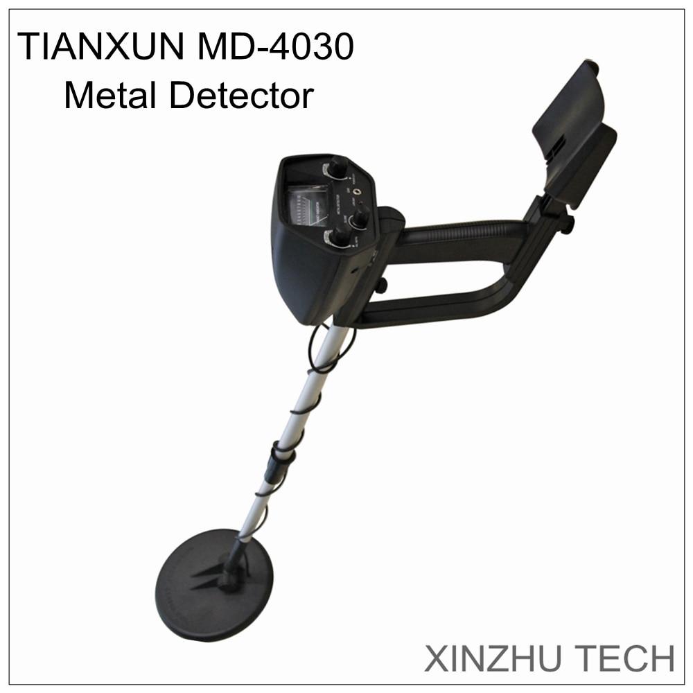 TIANXUN MD 4030 Metal Detector underground gold detector MD 4030 treasure hunter