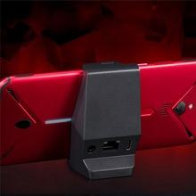 Настольная зарядная док станция с разъемом Type C для смартфонов Nubia Red Magic 3, 3,5 мм, зарядная станция с отверстием для наушников, зарядное устройство для Nubia Red Magic 3