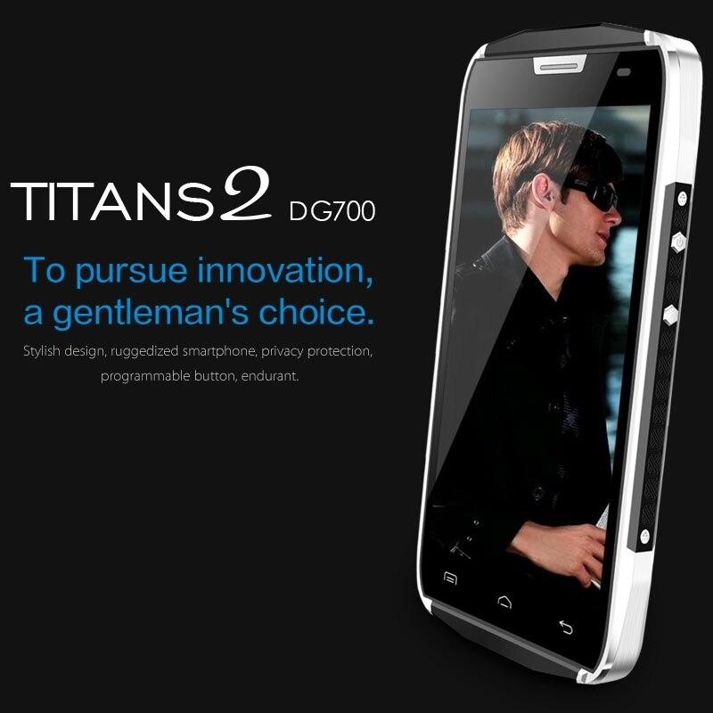 מקורי לDOOGEE TITANS2 אנדרואיד 4.4 DG700 8GB ROM 1GB RAM 3G 4.5