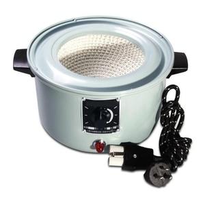 Image 3 - 1000 ml 400 W Laboratuvar Elektrikli ısıtma mantosu Termal Regülatörü Ayarlanabilir Ekipmanları 220 V