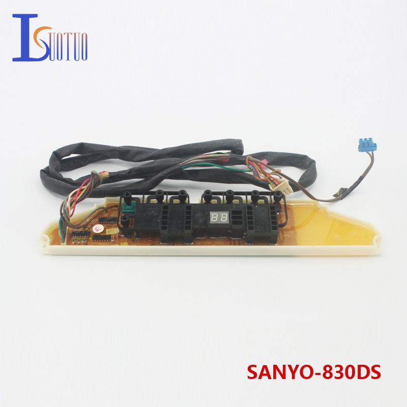 SANYO washing machine computer board 830DS brand new spot commodity tle4729g automotive computer board