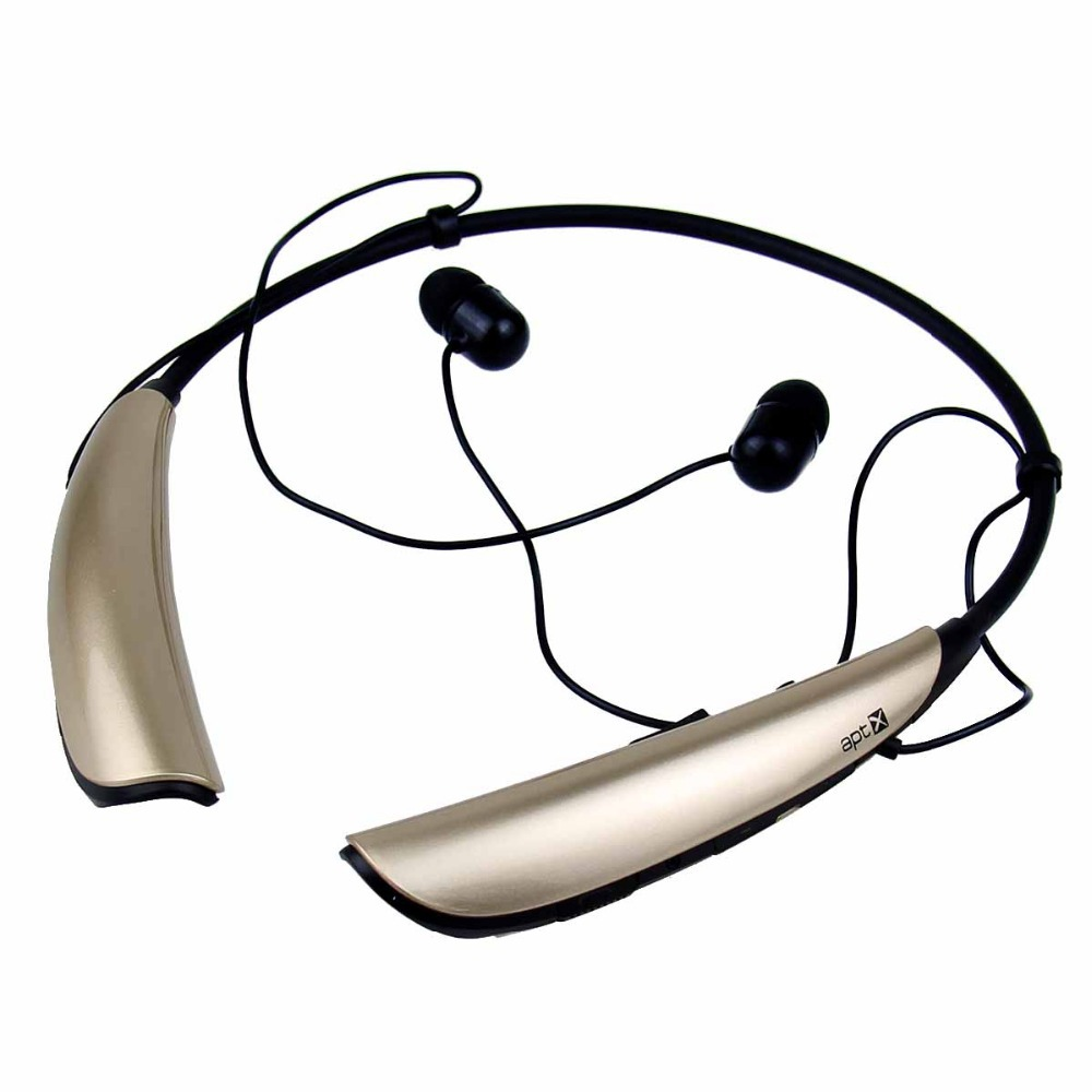 Top BS-800 Wireless Stereo Sports Bluetooth neckband Headset Headphone Earphones for iPhone Nokia HTC Samsung S5 S4 LG Cellphone
