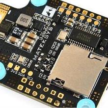 Matek Systems BetaFlight F405-CTR Контроллер полета встроенный PDB OSD 5 V/2A BEC ток Сенсор для дрона с дистанционным управлением для дистанционно управляемого мультикоптера