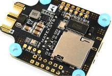 Matek Systems controlador de vuelo BetaFlight F405 CTR con Sensor de corriente PDB OSD 5V/2A BEC para Dron RC, multicóptero con radio control