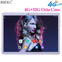 4G Android 6 0 Tablet PC Tab Pad 10 Inch 1920x1200 IPS Quad Core 2GB RAM