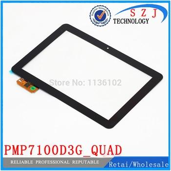 Nuevo Panel de pantalla táctil de protección para tableta de 10,1 pulgadas para MultiPad 4 Ultimate 10,1 3G PMP7100D3G_QUAD digitalizador