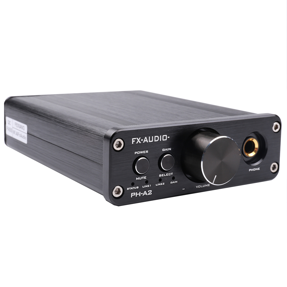 NF J&FXAUDIO PH A2 Mini Desktop Headphone Amplifier ...