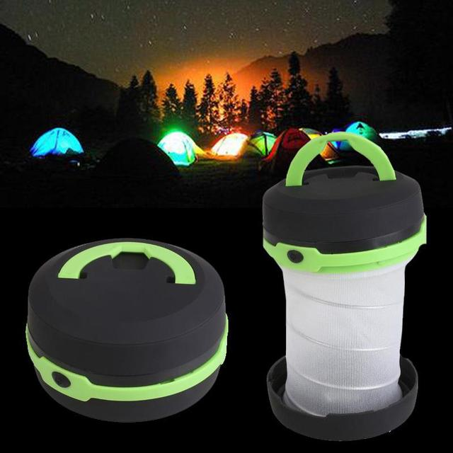 LED Hanging Tent Light Flashlights With Hook Stretchable Energy Saving Lantern L& Garden Light for Outdoor & LED Hanging Tent Light Flashlights With Hook Stretchable Energy ...