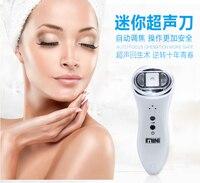 Household HIFU Ultrasonic Mini ultrasonic knife Portable Radio Frequency Beauty Instrument Facial Lifting and Anti aging Wrinkle