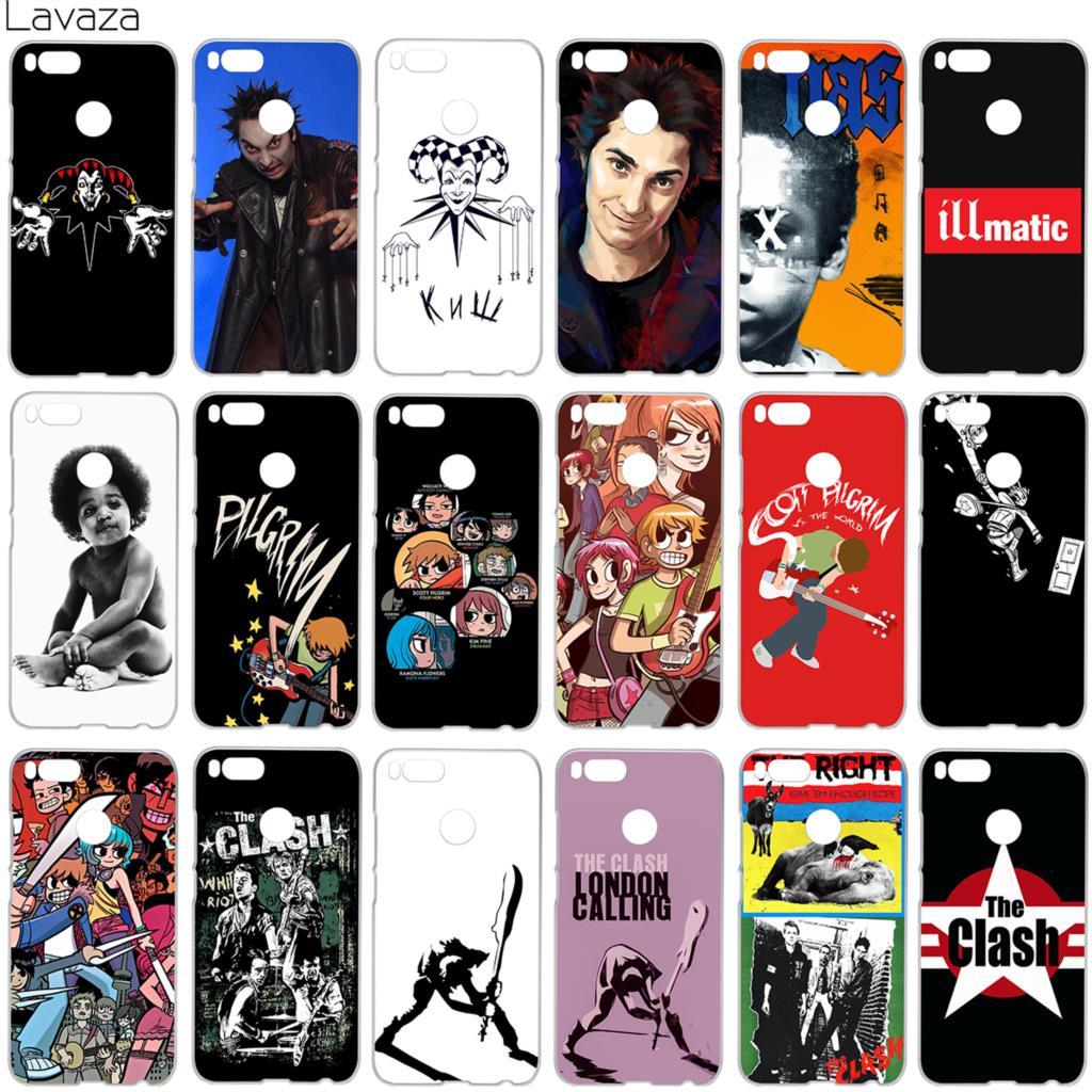 Lavaza Korol I Shut Nas Scott Pilgrim vs the World The Clash Case for Xiaomi Redmi Note 4 4x 4a mi a1 8 6 se mi8 mi6 Pro