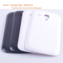 10Pcs/lot For Samsung Galaxy Trend Duos S7562 7562 S7560 7560 Housing Battery Cover Back Cover Case Rear Door Chassis lychee grain style protective abs back case for samsung galaxy trend duos s7562 s7560 white