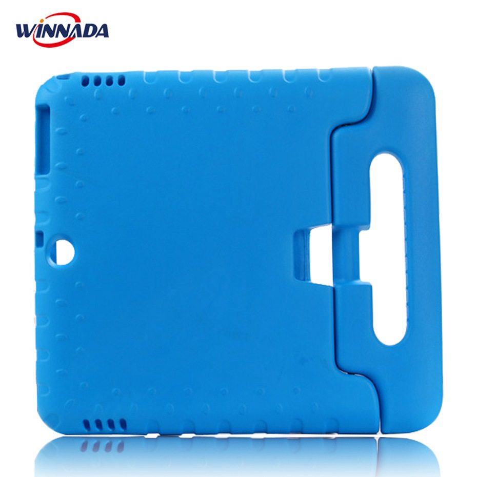 <font><b>Case</b></font> for Samsung Galaxy Tab 3 10.1 P5200 <font><b>P5210</b></font> hand-held full body Kids Children Safe Silicone for T530 T531 T535 tablet cover image