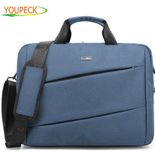 14 15 6 inch Laptop Notebook bag Crossbody Business Briefcase Computer Shoulder Messenger Bag Men Women