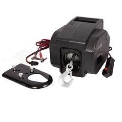 3500lb -- 5000lb 3500LB 12 v elektrische boot auto yacht winde tragbare hand halten lkw auto lastkahn anhänger hand werkzeug ziehen maschine