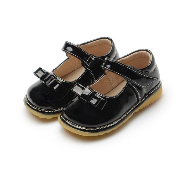 Sping Del Otoño Muchacha de La Princesa Zapatos de La Boda Vestido de Zapatos de Bebé Antideslizante Zapatos