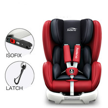 Baby Booster Car Seat Child Safety Chair Car Seat for Baby Universal Sit and Lie Isofix Five-point Harness 0~12Y convertible child car safety seats isofix hard interface five point harness infant kids booster car chair newborn baby car seat