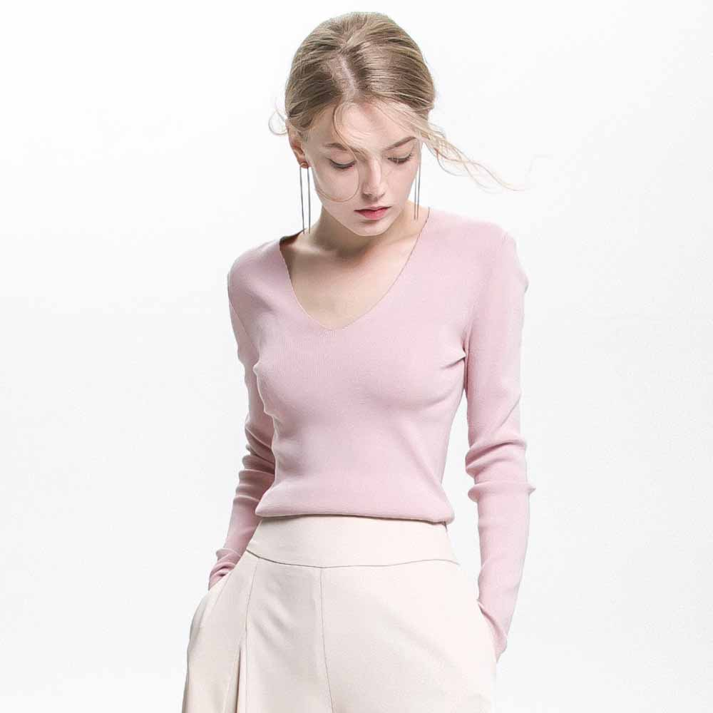 Women Sexy Sweaters and Pullovers 2017 V Neck Autumn Fashion Fall Womens Tops Jumper Knitted Poncho Christmas Sweater Unif Cape