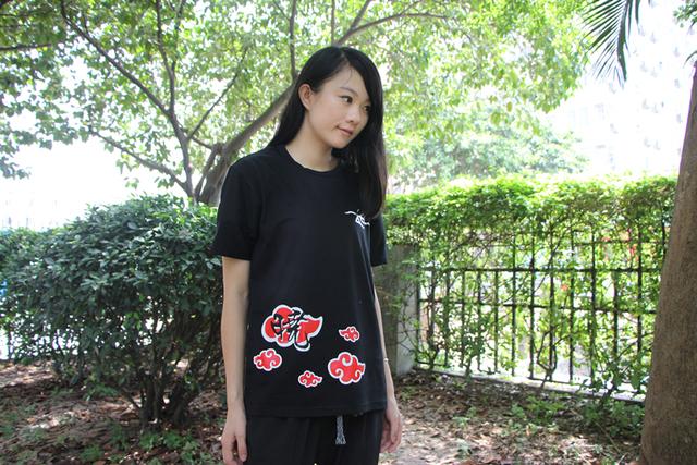 Naruto Tshirt – Womens