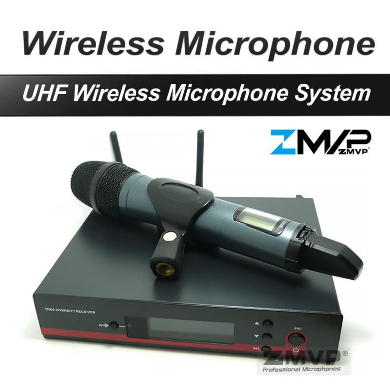 Free shipping! 135 G3 High Quality Professional UHF Wireless Microphone Wireless System With Handheld Transmitter free shipping ew100 ew135 g3 style uhf band frequency adjustable dual handheld vocal karaoke wireless microphone system