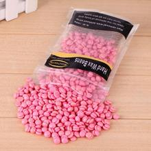 100g Hair Removal Rose Flavor Wax Beans No Strip Depilatory Hot Film Hard
