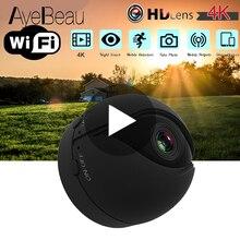 Night Vision Motion Sensor กล้องวิดีโอ Wi Fi ขนาดเล็ก IP Secret Micro Mini กล้อง HD 1080 P WiFi Minicamera microcamera