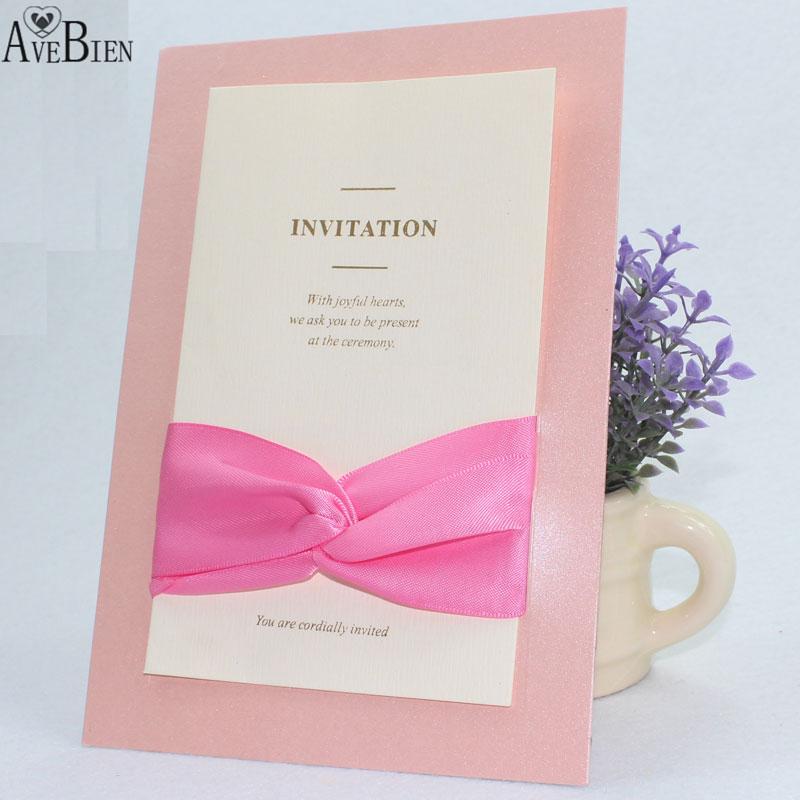 business card wedding invitations - Home Design Ideas