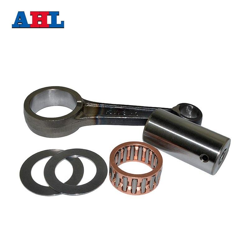 цена на Motorcycle Engine Parts Connecting Rod CRANK ROD Conrod Kit for HONDA AX-1 AX1 NX250 NX 250 AX - 1