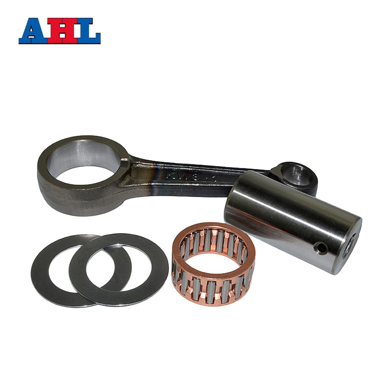 Motorcycle Engine Parts Connecting Rod CRANK ROD Conrod Kit for HONDA AX-1 NX250 NX 250 ahl motorcycle engine parts connecting rod bearing kit for honda crf250 crf 250 2004 2005 piston connecting rod