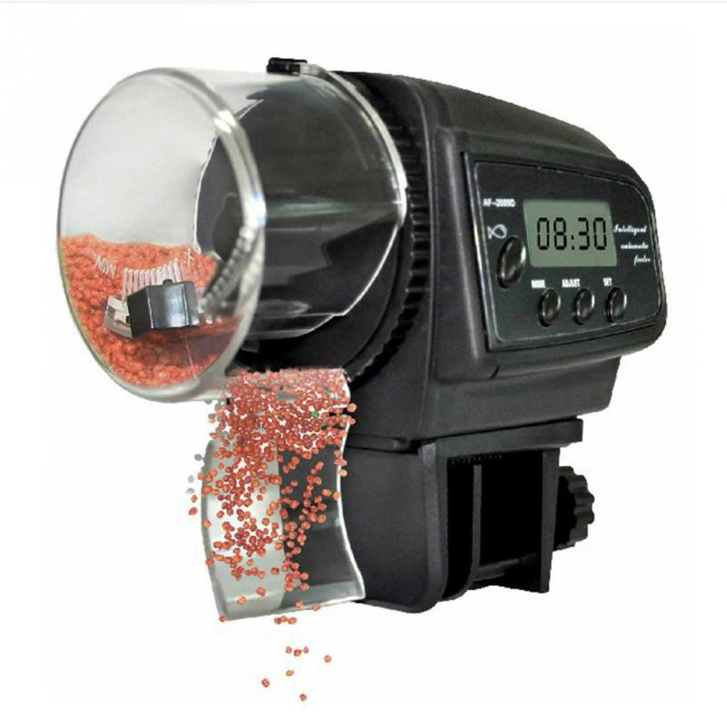 Finfeeder Automatic Fish Feeder - Year of Clean Water