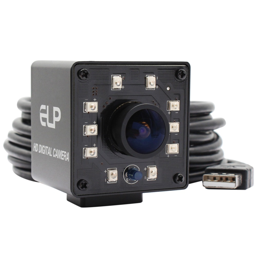 ELP 1080P Wide Angle fisheye lens Mini IR Infrared USB Camera Free driver H.264 2MP Webcam USB ELP 1080P Wide Angle fisheye lens Mini IR Infrared USB Camera Free driver H.264 2MP Webcam USB