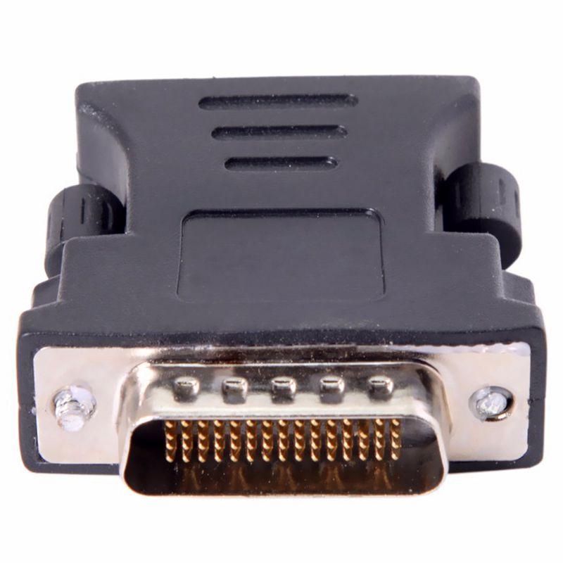 כרטיס גרפי DMS-59pin זכר ל- HDMI 1.4 נקבה הרחבה מתאם עבור PC כרטיס גרפי (1)