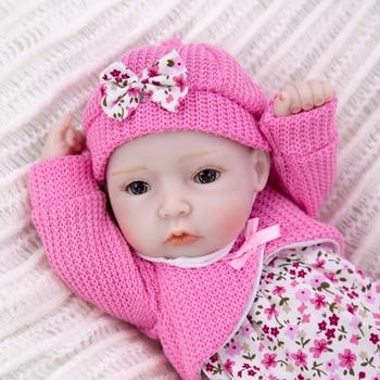 Кукла-младенец KEIUMI 11D01-C499 5
