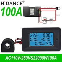 AC 5KW 85 ~ 250V Digital Spannung Meter anzeige Power Energie Voltmeter Amperemeter strom Ampere Volt wattmeter tester detektor|tester detector|amp voltdigital voltage -