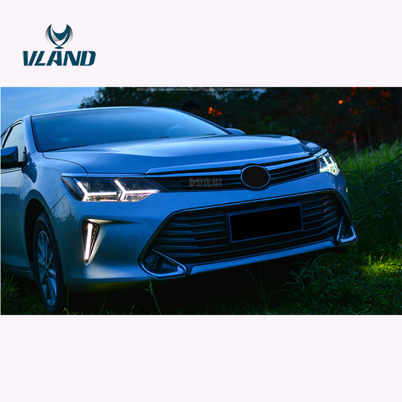 2016 Toyota Camry Pictures: Aliexpress.com : Buy Vland Factory Car Accessories Head