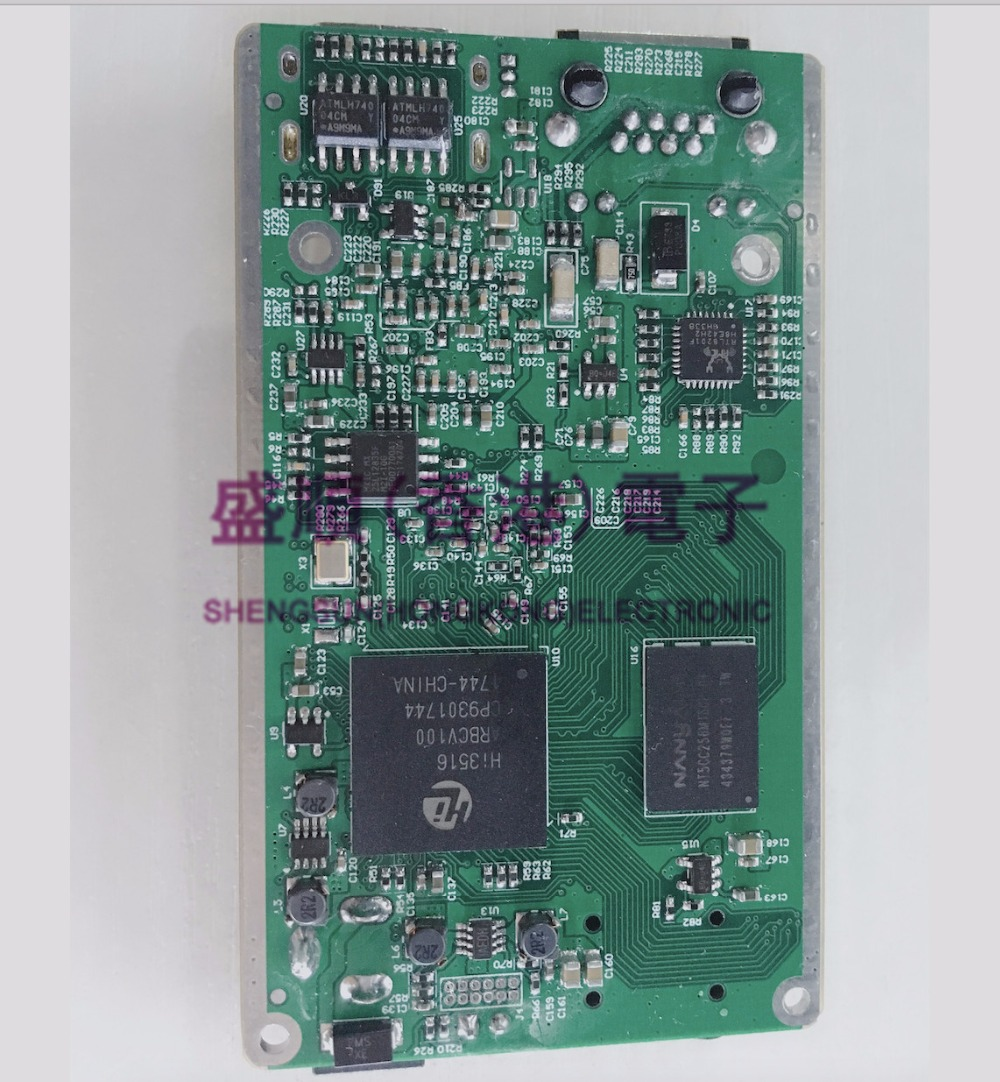 Купить с кэшбэком Hi3516a development board 1080P60hdmi acquisition HDMI live HDMI encoder RTMP live streaming device