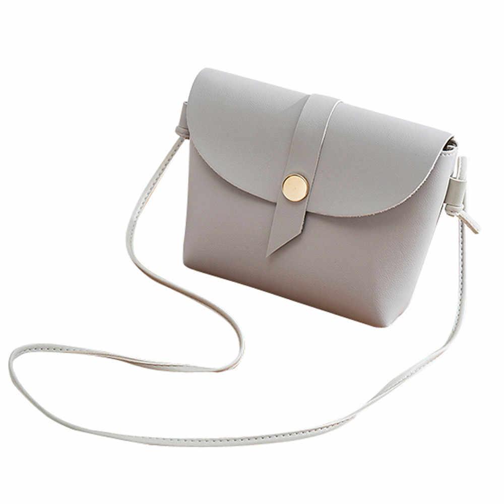 bd9f632eda3f 2019 Women Shoulder Messenger bag designer luxury simple Satchel Tote  Crossbody Bag small Phone Bucket Bag sac a main