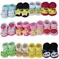 1 pc do bebê dos desenhos animados não-escorregar meias chão para o inverno meninas outono Infantil criança meias