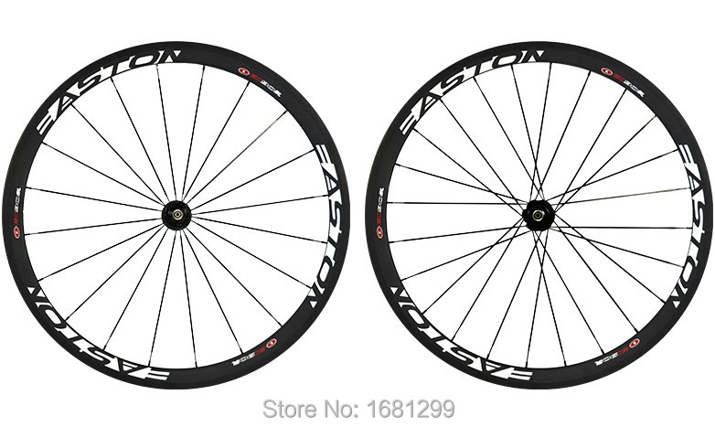 New EC90 700C 38mm clincher rim Road bike matt 3K UD 12K full carbon fibre bicycle wheelset V brake 20.5 23 25mm width Free ship 2016 newest road bike t800 matt ud full