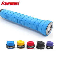 5 pçs/lote Marca Kawasaki X29 Acessórios Sweatband Badminton Overgrip Aperto de Mão Apertos de Raquete Raquete de Tenis