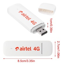 Unlocked HUAWEI E3372h607 150Mbps 4G LTE Modem Dongle USB Stick Mobile Broadband For PC Laptop