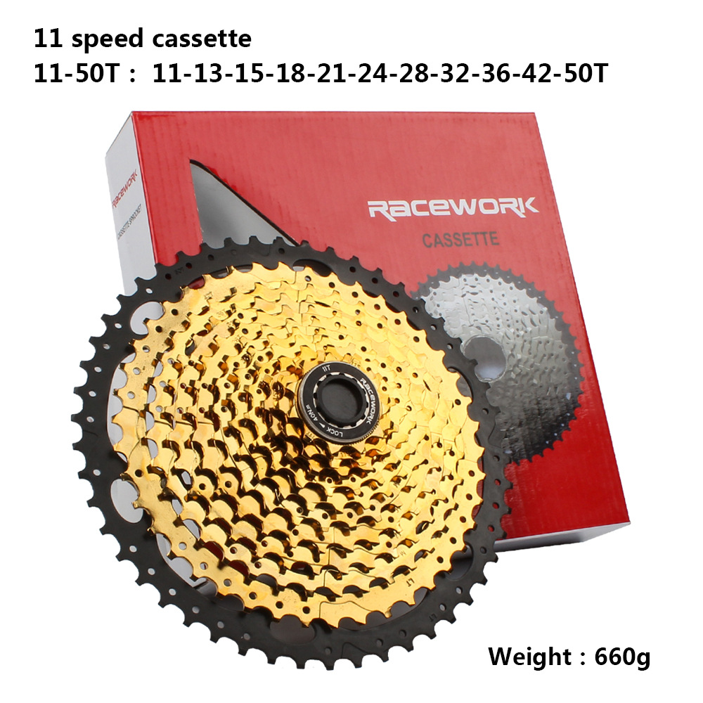 Image 3 - Mountain Bike Freewheel 10Speed/42/46/50T 11S/46/50/52T  MTB Cassette Flywheel Sprocket Compatible with Sunrace-in Bicycle Freewheel from Sports & Entertainment
